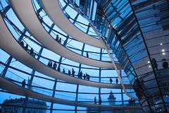 Cúpula del Parlamento // Berlin Parliament dome