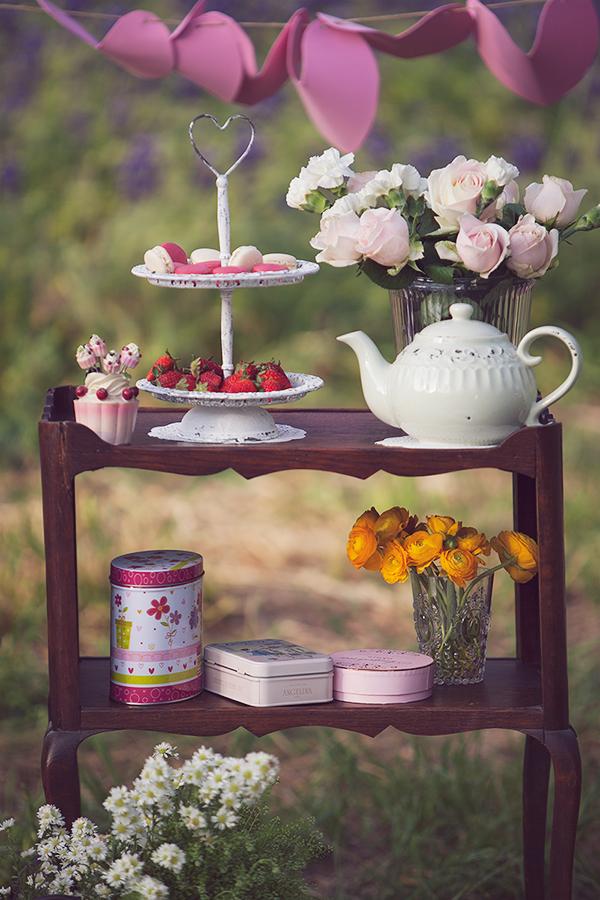 flowers, macaroons, roses, strawberries, sweets, picnic, fashion blog, בלוג אופנה, מקרונים, תותים, מתוקים, רעיון ליומולדת, פיקניק בטבע, וינטג', רומנטי, פרחים