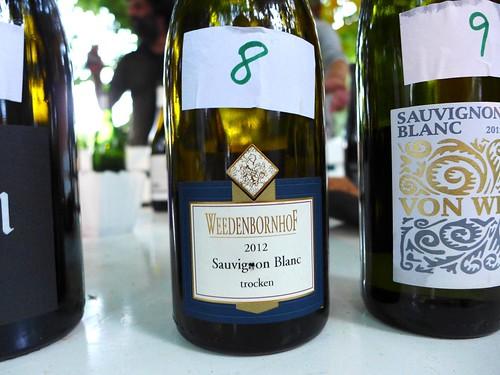 2012 Weedenbornhof Sauvignon Blanc