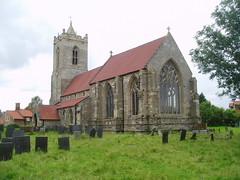 Nottinghamshire Churches