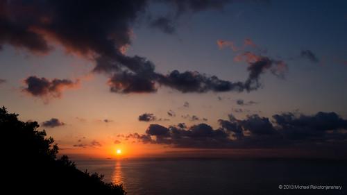 Sunset in Salou - Spain