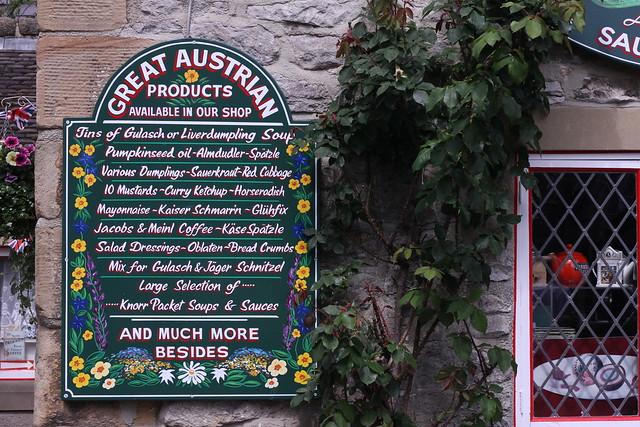 Bakewell Austrian