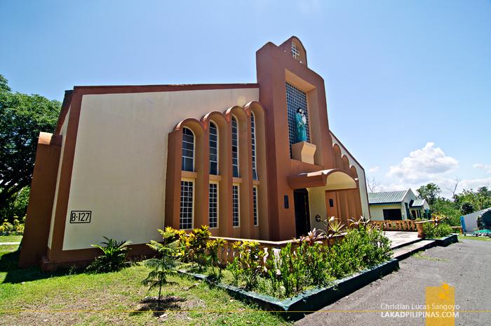 Chapel Fort Magsaysay