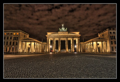 Berlin - Brandenburger Tor 08