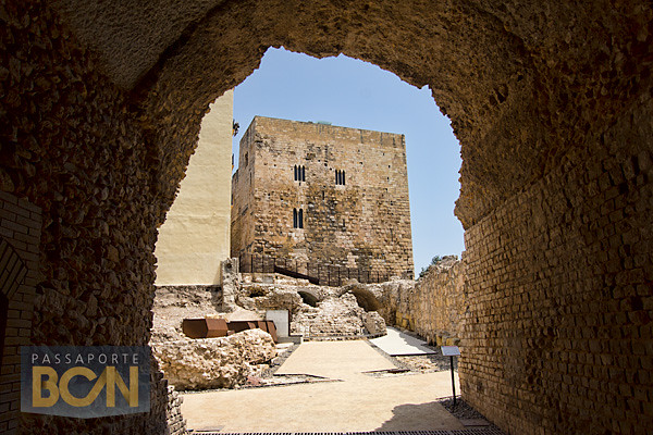 Pretório romano, Tarragona
