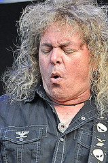 Dave Meniketti of Y&T at Steelhouse 2015
