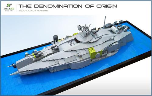 The Denomination of Origin - DA2 - Birds eye