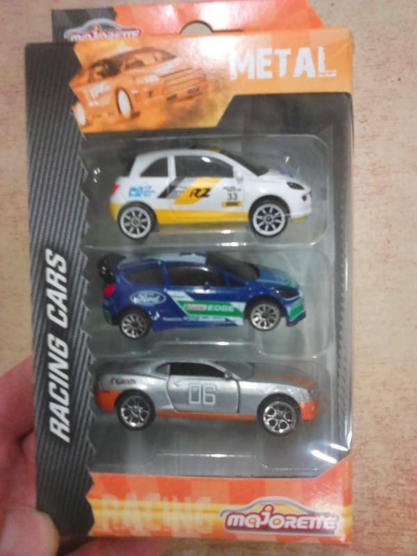 Packs 3 voitures Racing Cars. 20312017361_4cd32452b9_c