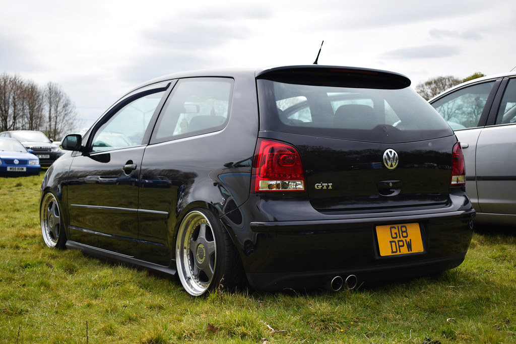 vw polo 9n3 gti stanford hall vw show daniel w flickr. Black Bedroom Furniture Sets. Home Design Ideas