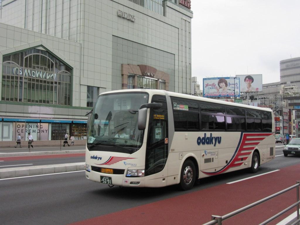 小田急箱根高速バス | バスタ新...