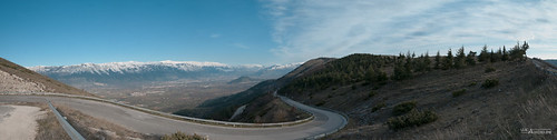 Sirente Valley Panorama