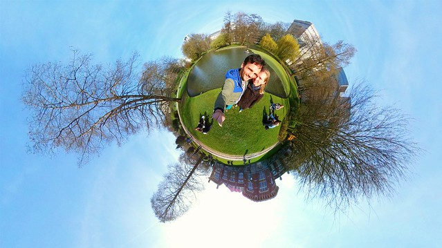 It's a small world (Parc Leopold, Brussels)