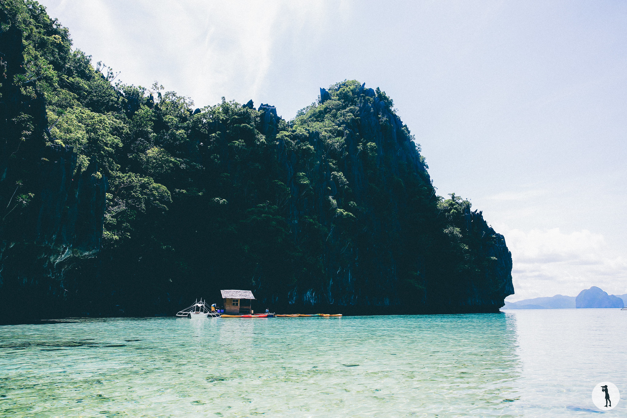 Travel to the Philippines - Archipel de Bacuit, Palawan.