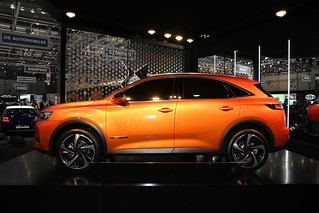 CITROEN 2017 DS 7 Crossback Concept_6