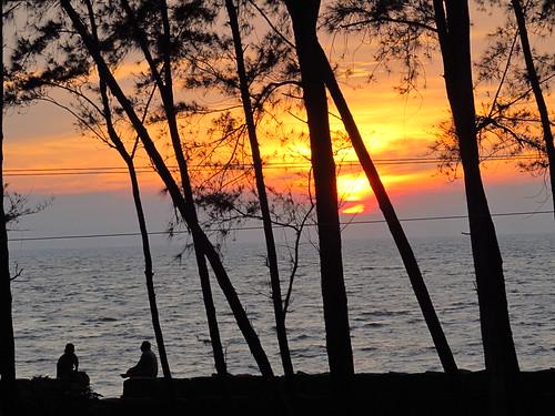 Cycling Kothamangalam to Cherai Beach