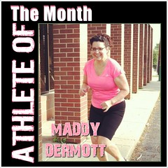 MADDY ATHLETE OF MONTH JUNE