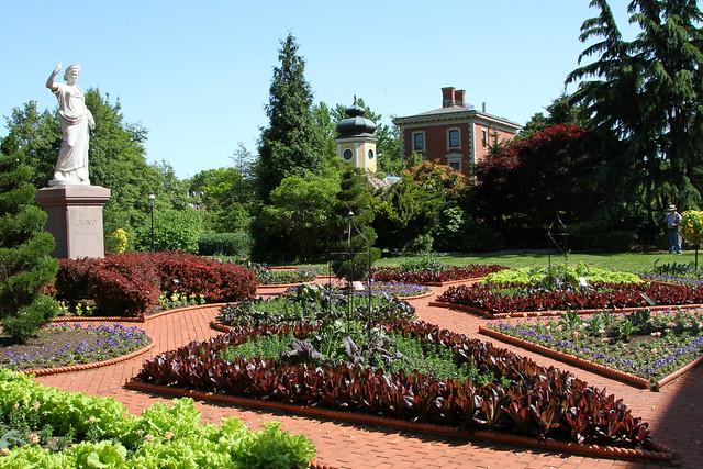 Saint Louis Garden