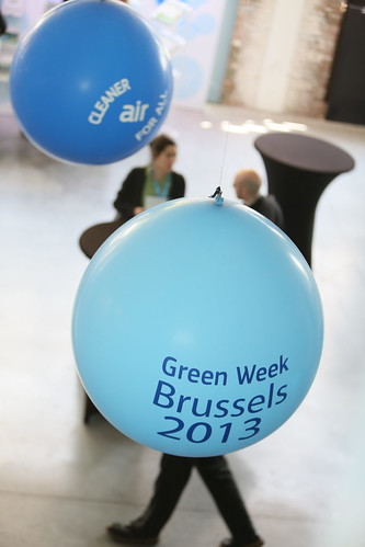 Ambiance inside the Green Week 2013