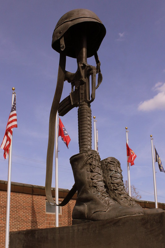 Veterans Memorial of Campbell County