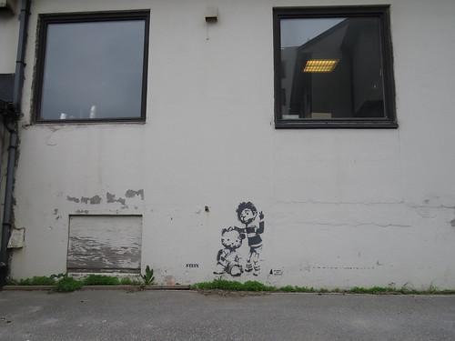Titten Tei & Bamsen Teodor - by Stein