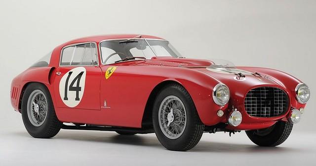 Ferrari subasta