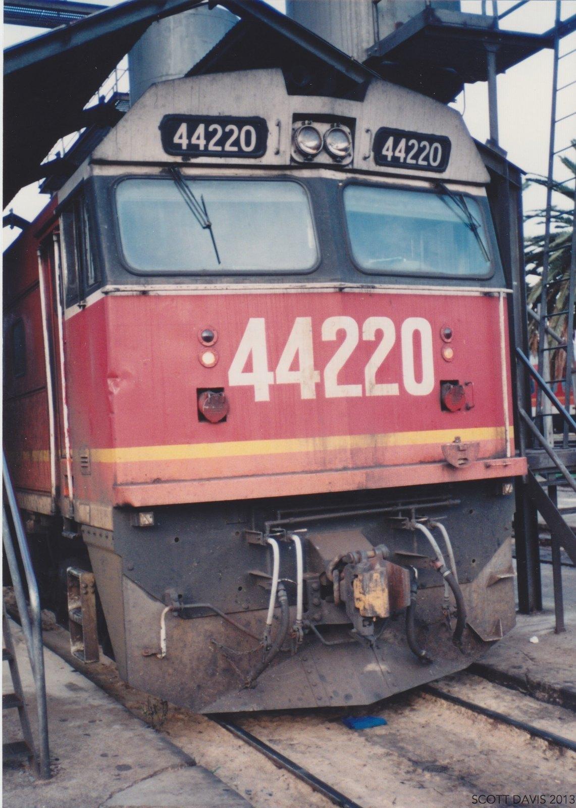 Broadmeadow loco 90_ 26 by Scott D