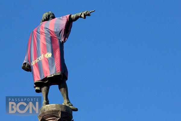 Mirador de Colón, Barcelona