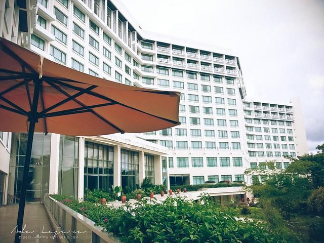 The Pacific Sutera Hotel, Kota Kinabalu