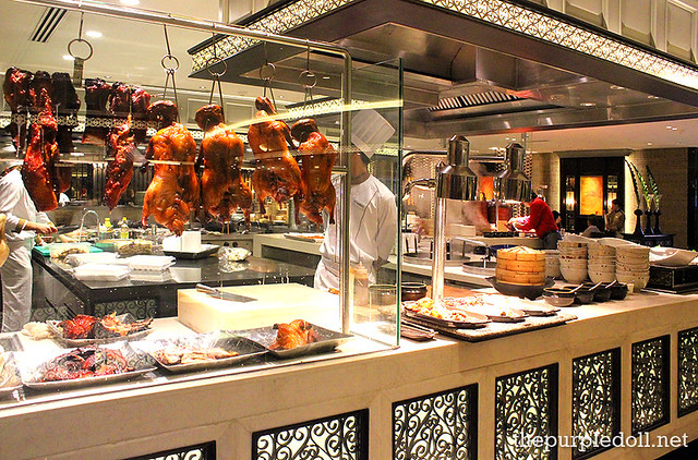 Peking Duck Oven at Spiral Sofitel Manila