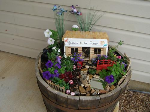 Fairy Garden 2013