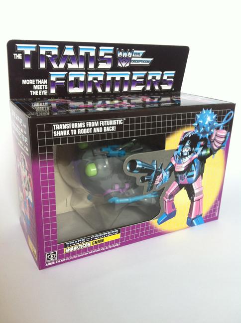 Transformers - Gnaw - Sharkticon - G1 K.O./Reissue 9162290201_67b057dca1_o