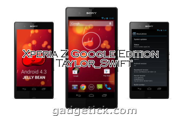 Android 4.3 Google Play Edition