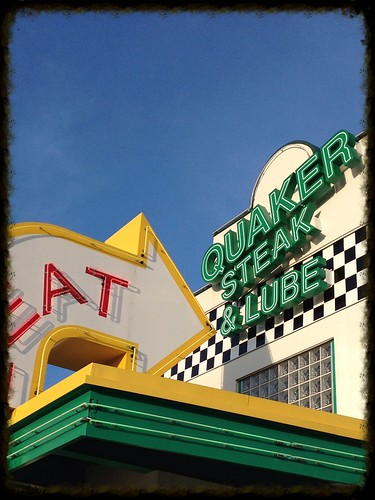 Quaker Steak & Lube - restaurant on South Jersey
