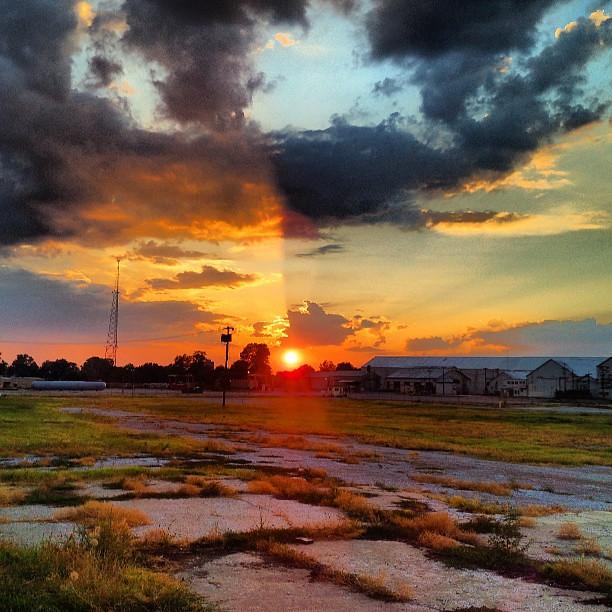 #skyviewers #sunset #clouds #skyviewers #tulsa #oklahoma