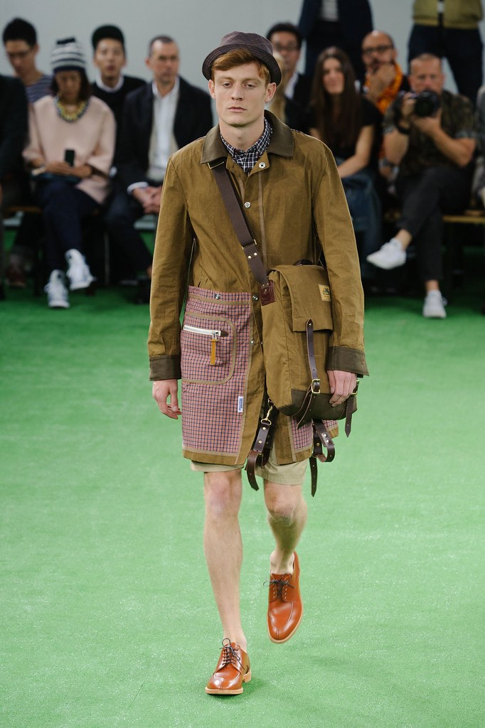 SS14 Paris Junya Watanabe005_Robin van der Krogt(fashionising.com)