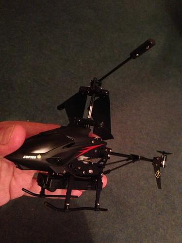Ev.03 micro copter and camera
