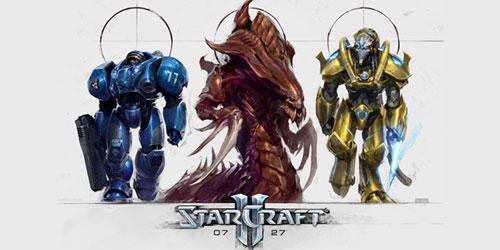 StarCraft-2-three-races