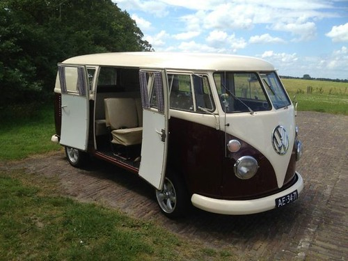 AE-34-71 Volkswagen Transporter kombi 1965