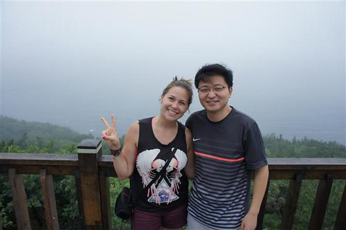 Maggie Attoe Teaching English in China