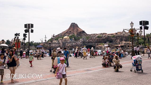 Tokyo DisneySea - Mediterranean Harbor / Porto Paradiso