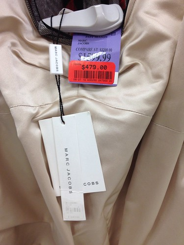 5c1dd7ae0ef6 The TJMaxx price was $1,599 and the clearance price was $479.00! Maybe it's  one of those dresses that looks good on!