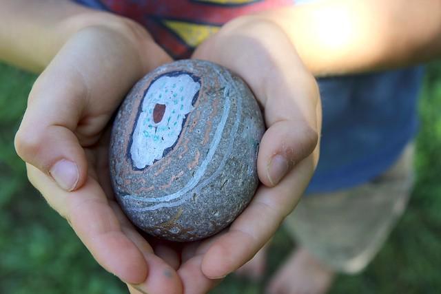 Backyard Art Camp : Geninne Zlatkis
