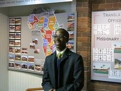 South Africa Bethel Tour