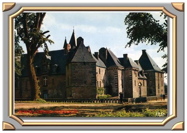 Château de Carrouges du XVe siècle-70-150
