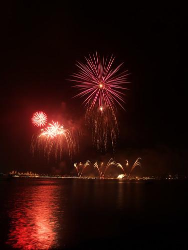 Putrajaya Firework Festival 2013