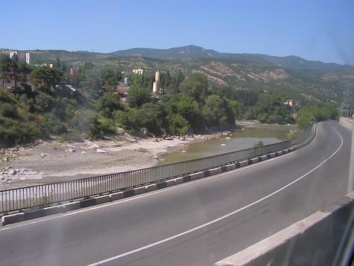 Воєнна Грузинська дорога