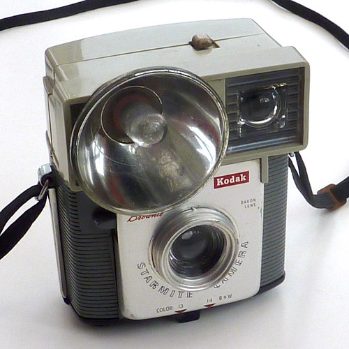 Kodak Brownie Starmite by pho-Tony