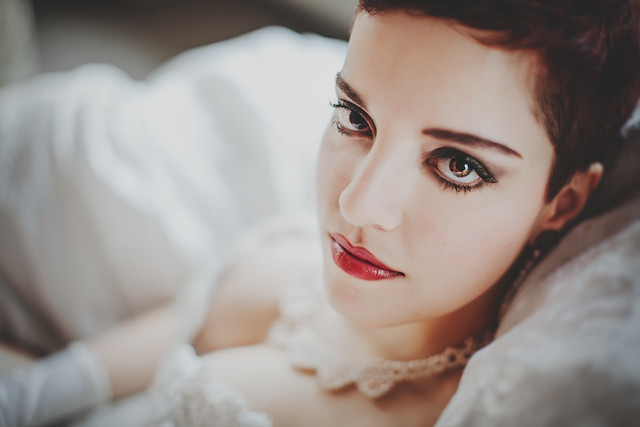 Yuliya Bahr - Her Eyes