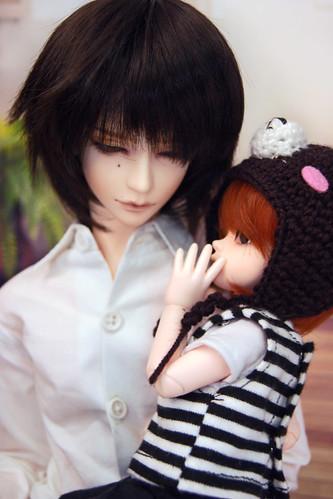 Masaru & Il Woo