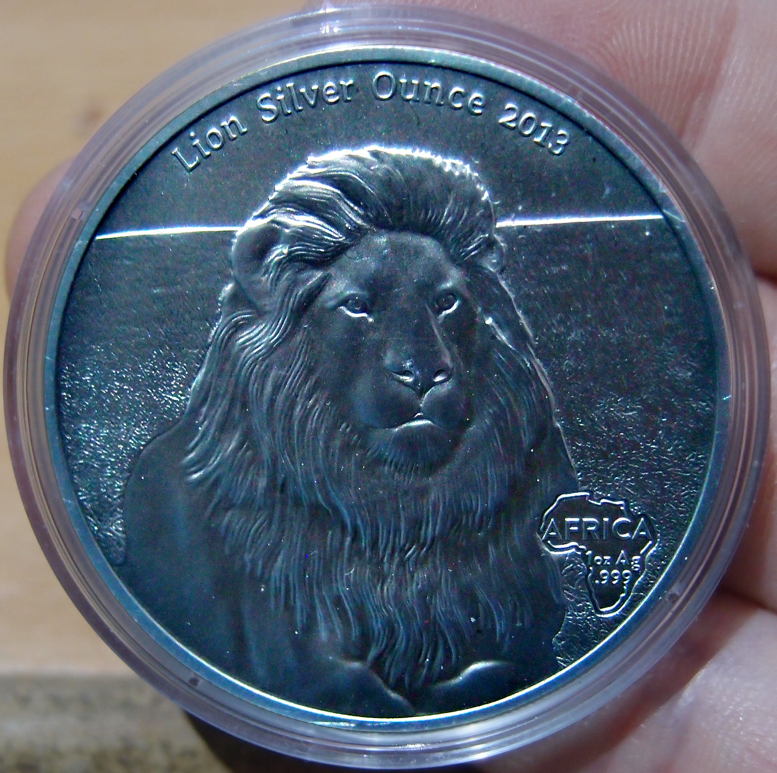 African Silver Ounce Serie  10025276563_217876fa8f_h